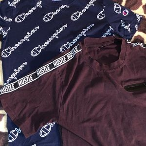 Champion Shirts & Tops - Boys shirt bundle